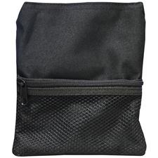 OnCourse 3 Zipper Pouch - Black