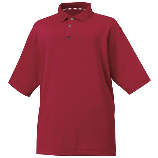 FootJoy Men's ProDry Performance Lisle with Knit Collar Shirt