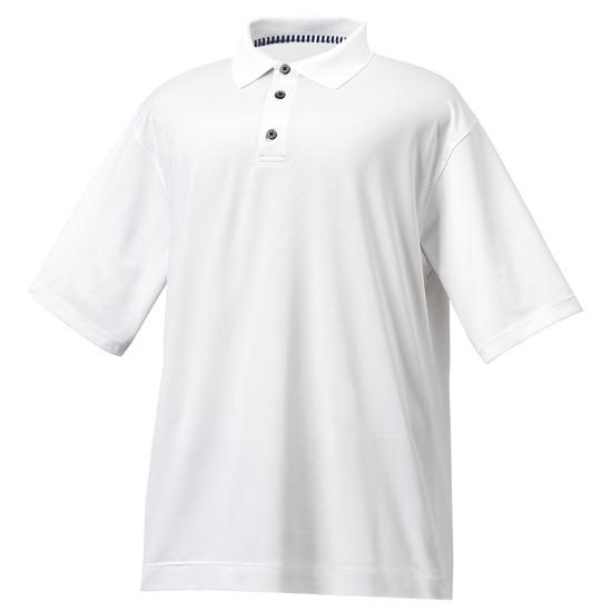 FootJoy Men's ProDry Performance Lisle with Knit Collar Shirt