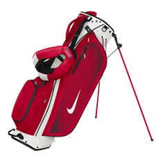 Nike Sport Lite Personalized Carry Bag - White/University Red/Black