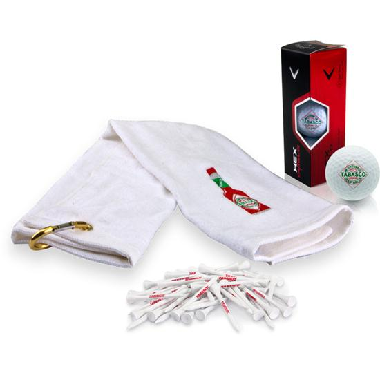 TABASCO Brand Par Three Gift Set