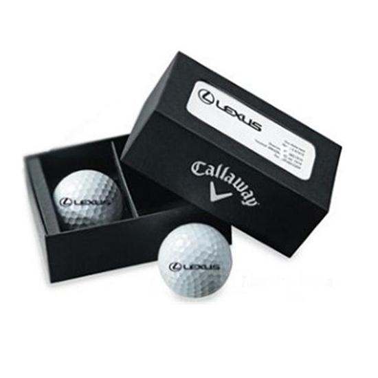 Callaway Golf 2-Ball Business Card Box