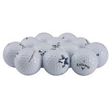 Callaway Golf Logo Overrun HEX Diablo Golf Balls