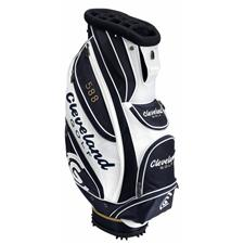 Cleveland Golf Tour Cart Bag - White/Navy