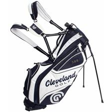 Cleveland Golf Tour Stand Bag - White/Navy