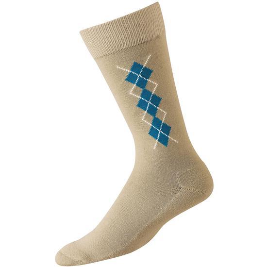 FootJoy Men's ProDry Argyle Limited Edition Crew Sock