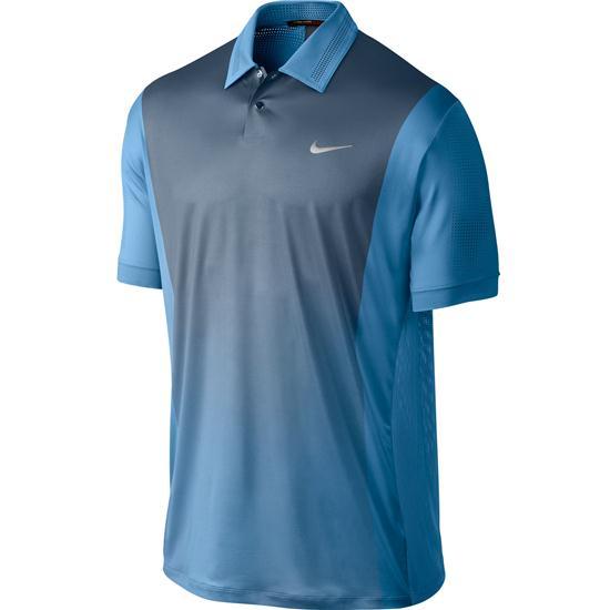 Nike Men's TW Print Polo