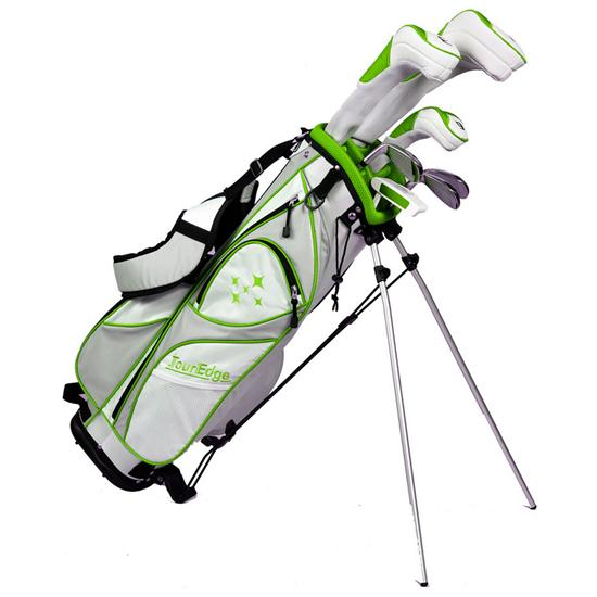 Tour Edge Lady Edge Graphite Starter Package Set for Women