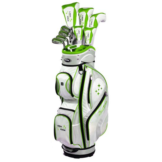 Tour Edge Lady Edge Petite Graphite Complete Set for Women