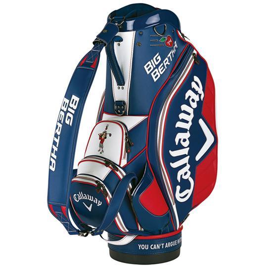 Callaway Golf Big Bertha Tour Authentic Staff Bag