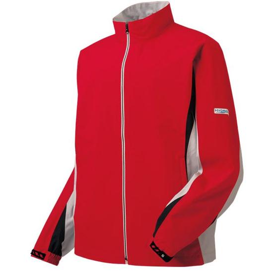 FootJoy Men's FJ HydroLite Custom Logo Rain Jacket