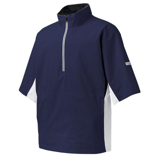 FootJoy Men's FJ HydroLite Short Sleeve Custom Logo Rain Shirt