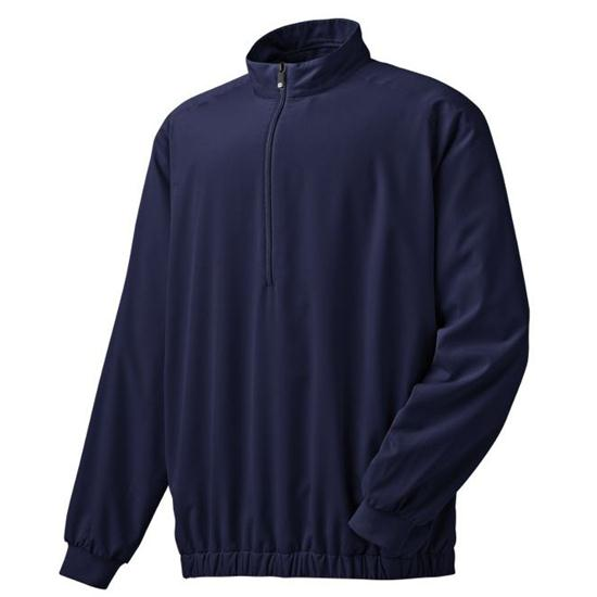 FootJoy Men's Half-Zip Custom Logo Windshirt