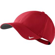 Nike Men's Tech Blank Core Personalized Hat - University Red
