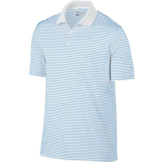 Nike Men's Victory Stripe Fashion Polo Manf. Closeout