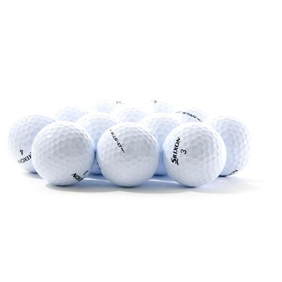 Srixon Prior Model Q-Star Pure White Golf Balls