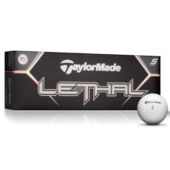 Taylor Made Lethal Golf Balls