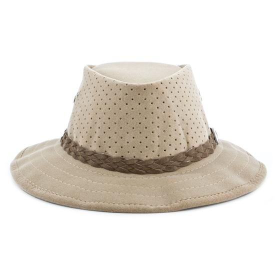 Aussie Chiller Men's Killer Perforated Fedora