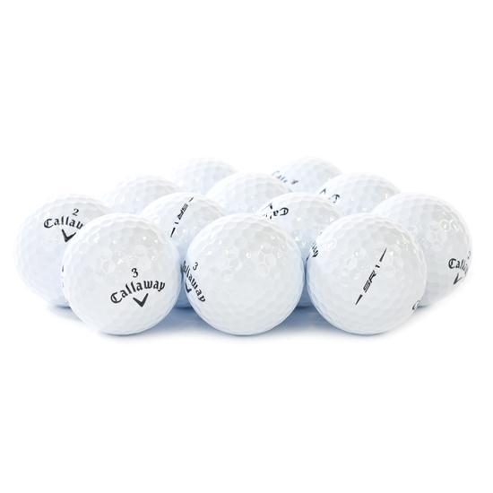 Callaway Golf Speed Regime 1 Logo Overrun Golf Balls