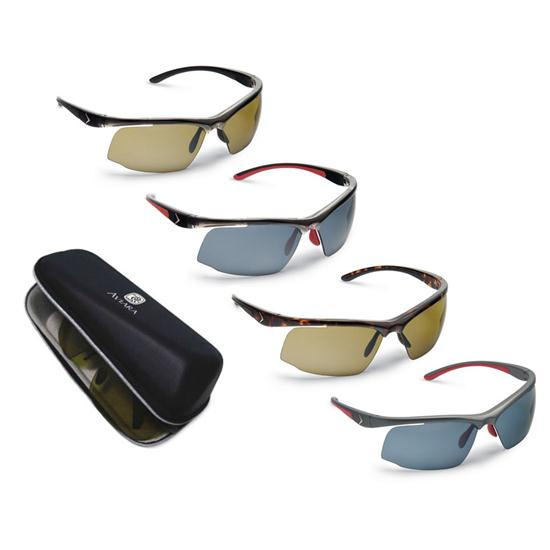 Callaway Golf Sport Series X-Hot 2 Sunglasses with Custom Case
