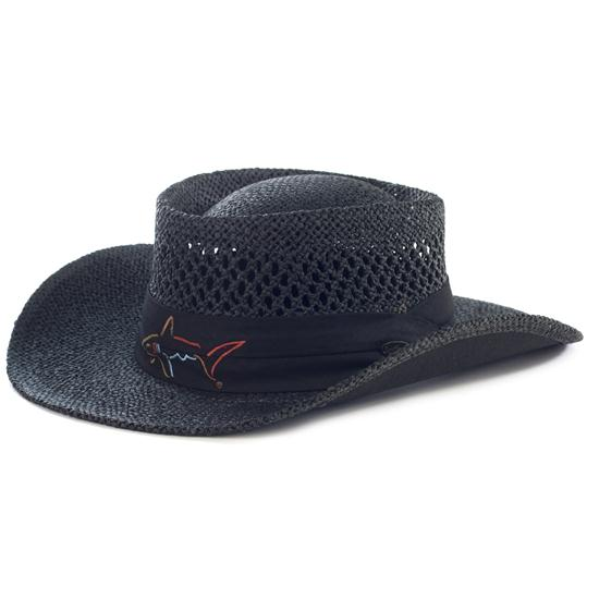 Greg Norman Men's Straw Hat
