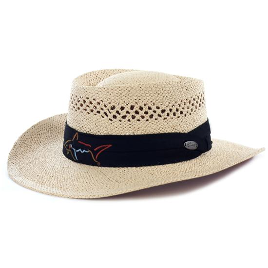 Greg Norman Men's Straw Hat