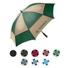 Logo Custom Wind Tamer Oversize Umbrella