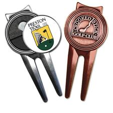 Logo Golf Custom Logo Boss Divot Tool