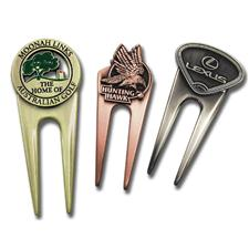 Logo Golf Commander Divot Tool