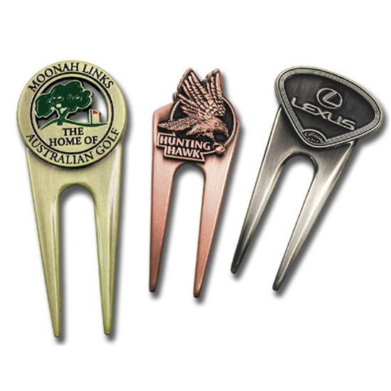 Logo Golf Commander Divot Tool