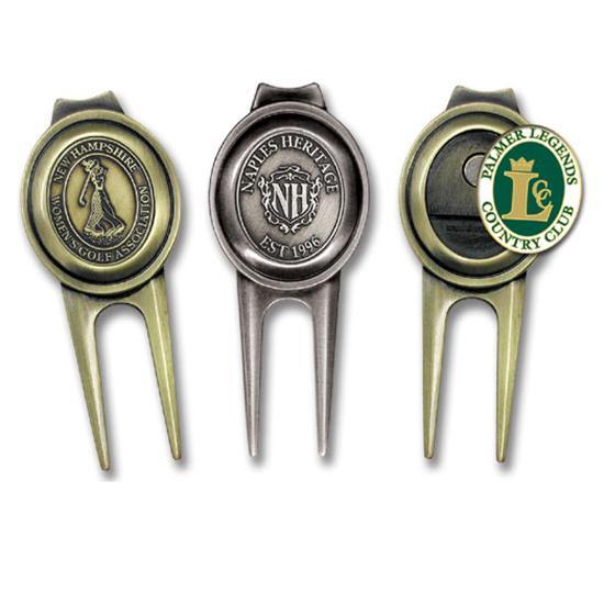Logo Golf Firebird Divot Tool
