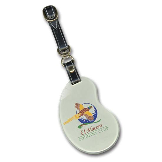 Logo Golf Golf Green Crystal Fusion Bag Tag