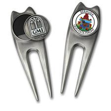 Logo Golf Minuteman Divot Tool