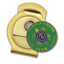Logo Golf Stock Slider Clip