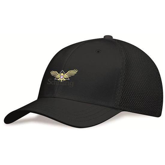 Taylor Made Men's Tour Cage Custom Logo Front Hat