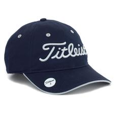 Titleist Men's Ball Marker Personalized Golf Hat - Navy