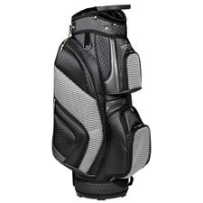 Tour Edge Luxury Collection Golf Bags for Women - Black-Houndstooth