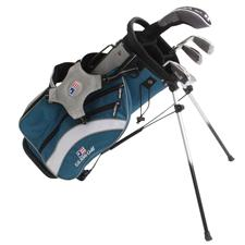 U.S. Kids Ultralight 48 Inch 5-Club Stand Bag Junior Set