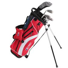 U.S. Kids Ultralight 57 In. 5-Club Patriot Stand Bag Jr. Set