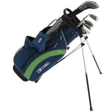 U.S. Kids Ultralight 57 Inch 5-Club Stand Bag Junior Set