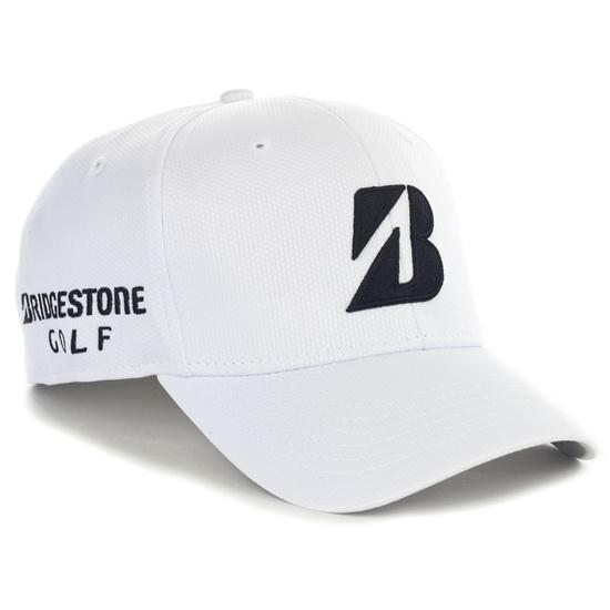 Bridgestone Men's Mesh Fitted Cap - Large/X-Large