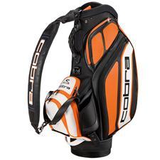 Cobra Bio Staff Bag - Black-Vibrant Orange