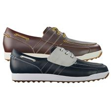 FootJoy Men's Contour Casual Boat Manuf. Closeout Golf Shoe
