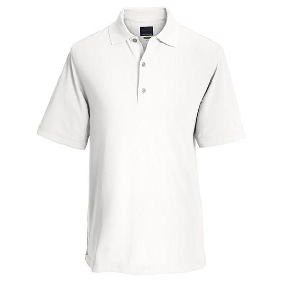 Greg Norman Men's Protek Micro Pique Polo