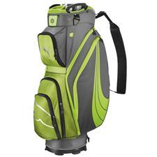 Puma Formstripe Cart Golf Bags - Lime Green