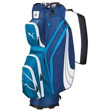 Puma Formstripe Cart Golf Bags - Monaco Blue