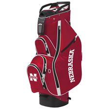 Sun Mountain Nebraska Cornhuskers Collegiate Licensed C-130 Cart Bags