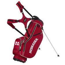 Sun Mountain Nebraska Cornhuskers Collegiate Licensed Three 5 Stand Bag