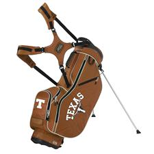 Sun Mountain Texas Longhorns Collegiate Licensed Three 5 Stand Bag