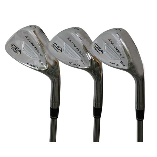 Adams Golf IDEA Pro Gold Forged Wedges